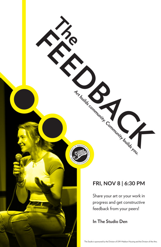 The Feedback poster